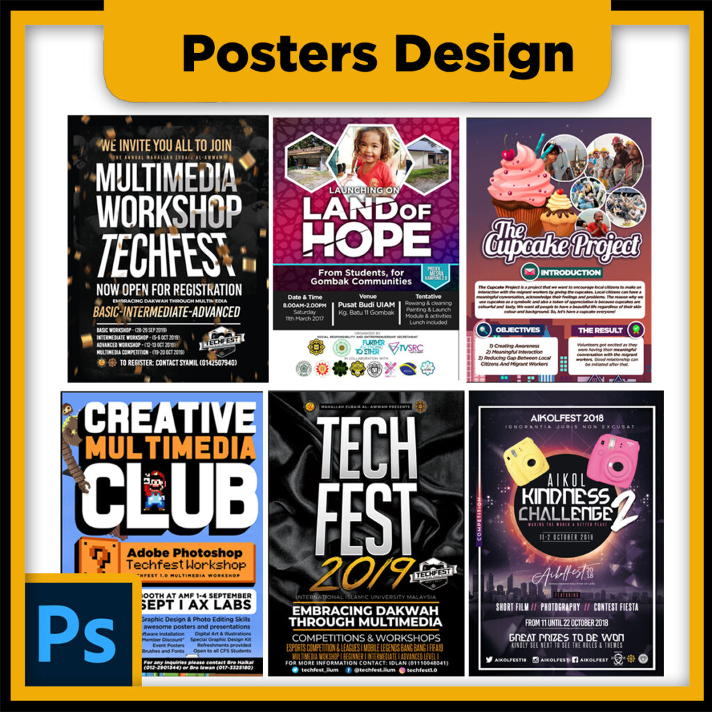 Posters Designs