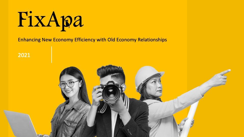 FixApa is Now MDEC's Shared Economy Platform Partner